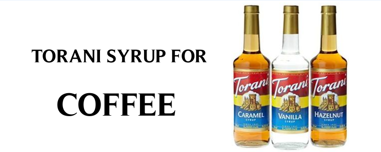 torani syrup for coffee